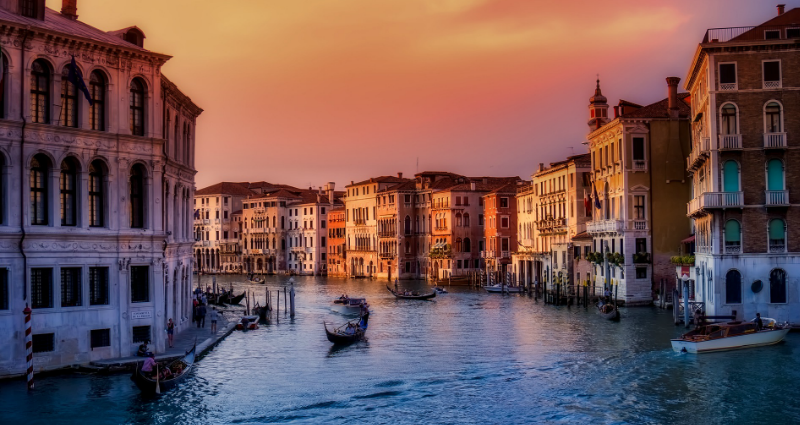 Красотите на Италия