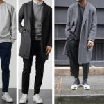 Цветовете в мъжката мода през зимния сезон