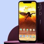 Nokia 8.1 - последен модел с изрязан дисплей