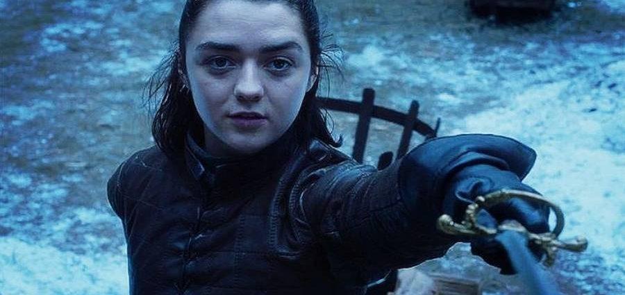 Аря Старк умира във втория епизод на последния сезон на Game of Thrones