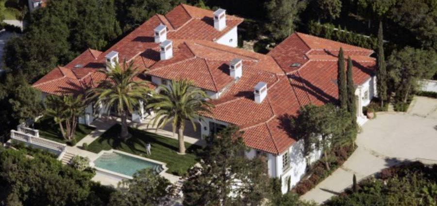 Българин закупи имение за $35 млн. в Бевърли хилс