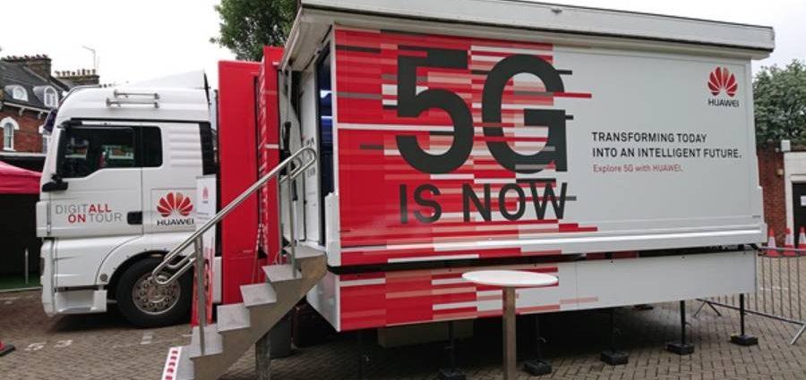 Huawei Roadshow разкрива тайните на 5G технологиите в София