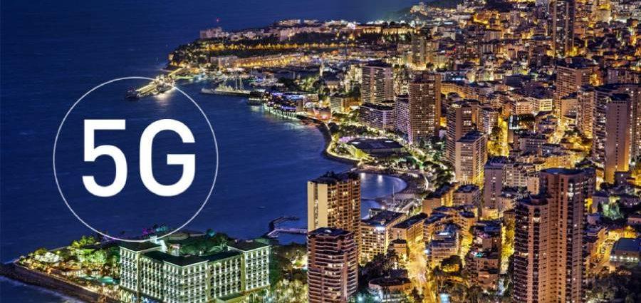 Монако – първата европейска страна с пълно покритие на 5G мрежа