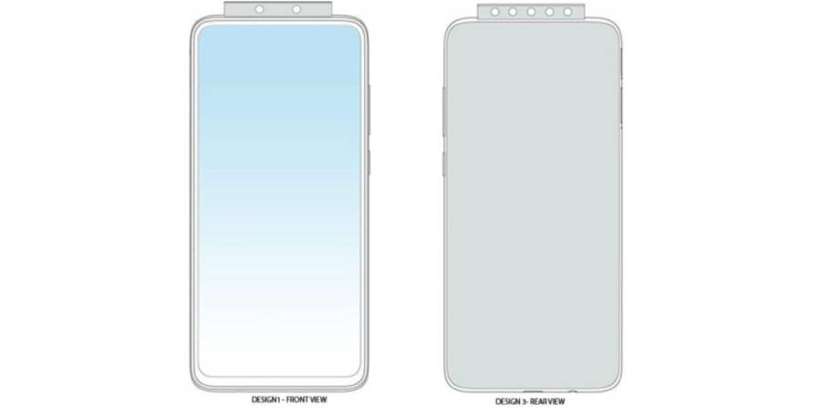 Xiaomi – смартфонът със седем скрити камери