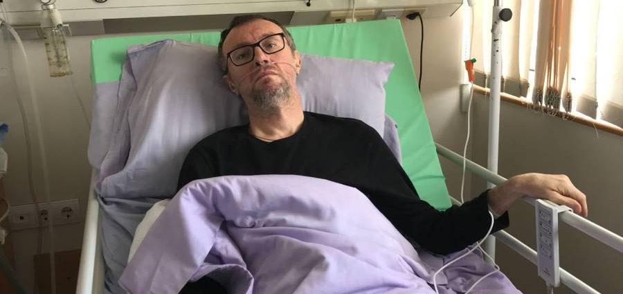 Мирослав Мирчев е аниматор с диагноза диагноза АЛС